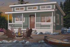 House Plan 23-2290 http://www.houseplans.com/plan/480-square-feet-2-bedrooms-1-bathroom-beach-home-plans-0-garage-32887