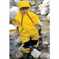 Hazmat suit for wet days