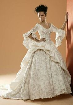 Renaissance Wedding Dress.Renaissance Wedding Dresses Fashion Dresses