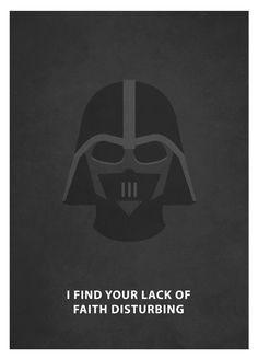 I find your lack of faith disturbing... Minimalism / Keith Bogan