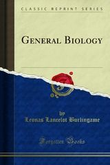 Free Book of the Day - General Biology