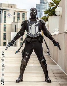 Agent Venom at Comic-Con SDCC 2013