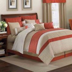 Pelham Comforter Set - BedBathandBeyond.com ~ Loved this in the store today.