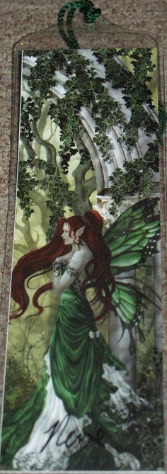 Nene Thomas Fairy Art | nene thomas fairy bookmark by ~iris1999 on deviantART