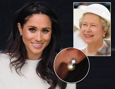 Why doesn t meghan markle wear the queen s jewellery like kate middleton does pippa small herkimer diamond earrings meghan markle dress like a duchess Prinz Harry Meghan Markle, Prince Harry And Megan, Princess Meghan, Michael Kors Rose Gold, Jewelry Stores Near Me, Royal Jewelry, Royal Fashion, Queen Elizabeth, Jewelry Collection