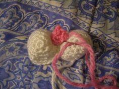 Crochet Parfait: Laid-Back Cat Amigurumi Crochet Teddy Bear Pattern, Crochet Lovey, Crochet Animal Amigurumi, Cat Amigurumi, Crochet Amigurumi Free Patterns, Crochet Quilt, Crochet Patterns Amigurumi, Cute Crochet, Crochet Dolls