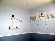 For the walls? @Heather Creswell Richards I think you should have a boy! Brian would love this room!