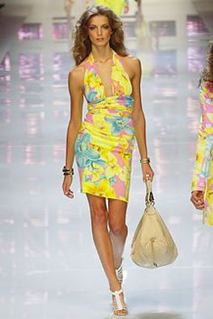 Versace   Spring 2004 Ready-to-Wear Collection   Style.com
