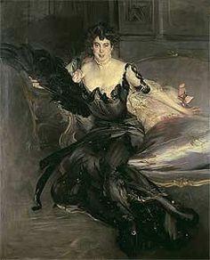Portrait of a lady, Mrs Lionel Phillips 1903