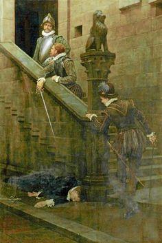 John Maler Collier Vendetta ca.1915
