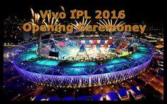 IPL Opening Ceremony 2016 Live