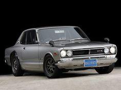 "Nissan C10 ""Hakosuka"" Skyline GT-R"