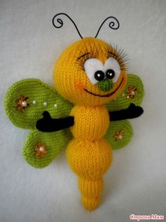 Amigurumi - My site Crochet Amigurumi, Amigurumi Patterns, Amigurumi Doll, Doll Patterns, Crochet Patterns, Knitted Dolls, Crochet Dolls, Confection Au Crochet, Knitted Animals