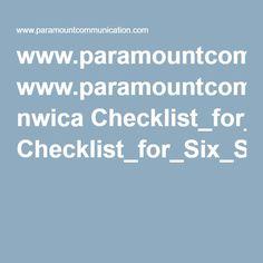 www.paramountcommunication.com nwica Checklist_for_Six_Steps_to_Achieve_Breastfeeding_Goals.pdf