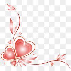 Moldura EM forma de coração