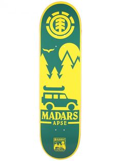 Element Madars Patch Deck 8.25 x 31.933