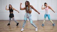 30-Minute Cardio Dance Party to Burn Calories | Class FitSugar