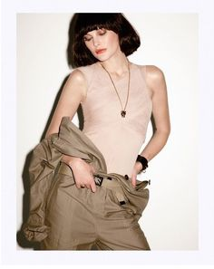 Catherine McNeil by Ezra Petronio for Flair Magazine