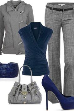 #91 Blue/Grey Fall/Winter