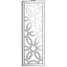 For $130 + a mirror panel behind, this could be a great partially full length mirror in your bedroom.