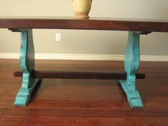 affordable rustic kitchen tables with green leg painting ideas