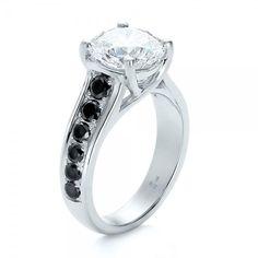 Engagement Rings White Diamond 30