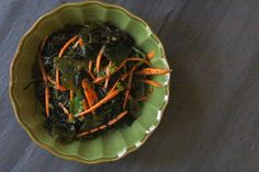 Cheap, Sustainable, Delicious: Seaweed Salad