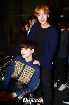 Suga and J-Hope . Meet STARS' recent news and exclusive contents on STARCAST!