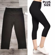 #stockedandstyled #stockonhand #stylist #stylistlife #willoughby #langley #walnutgrove #fortlangley #leggings #socialitesuite #sassysuite #fashion #styled #clothing #accessories #homeboutique #supportlocal #shoplocal #plussize #comfy #cozy #printedleggings #tights #leggingsarepants #leggingsarelife #leggingsalldayeveryday #leggingslife #buttery #peachskinsoft #soft #stretchy #plussizefashion #capris #cropped #yogaband Yoga Band, Yoga Capris, Plus Size Leggings, Black Yoga, Printed Leggings, Clothing Accessories, Solid Black, Plus Size Fashion, Stylists