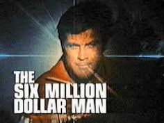 The Six Million Dollar Man is an American television series about a former astronaut with bionic implants working for the OSI (which was usually referred to as the Office of Scientific Intelligence, the Office of Scientific Investigation or the Office of Strategic Intelligence. The show was based on the novel Cyborg by Martin Caidin, and during pre-production, that was the proposed title of the series. It aired on the ABC network as a regular series from 1974 to 1978, following three television movies aired in 1973. The title role of Steve Austin was played by Lee Majors, who subsequently became a pop culture icon of the 1970s.