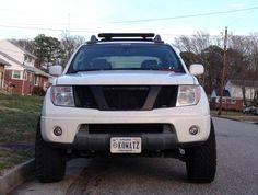 Username: Okkomatz Location: Hampton Roads, Va Year: 2005 Make: Nissan Model: Frontier Trim: LE Crew Cab Color: White Mods: Interior: Stock Le. Nissan Navara 4x4, Nissan 4x4, Suv Trucks, Pickup Trucks, Navara Tuning, Nissan Frontier 4x4, Navara D40, White Truck, Vw Amarok
