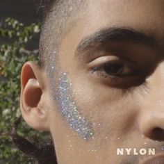 Defying hyper-masculinity one sparkle at a time  We talked to the creator of 'Glitter Boy' @quillemons about eliminating the stereotype that boysespecially black boysdon't cry // video by @miyazakitaughtme via NYLON MAGAZINE official Instagram - #Beauty and #Fashion Inspiration - Beautiful #Dresses and #Shoes - Celebrities and Pop Culture - Latest Sales and Style News - Designer Handbags and Accessories - International Advertising Campaigns - Gifts and Bargain #Shopping Guide - Famous Luxury…