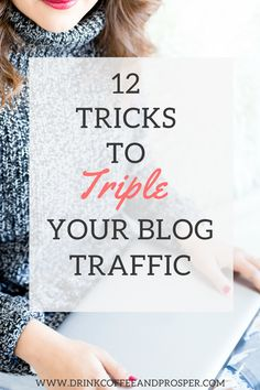 Triple Your Site Traffic With These 12 Traffic Hac Make Money Blogging, Way To Make Money, Blogging Ideas, Secrets Revealed, Seo Tips, Creating A Blog, Blogging For Beginners, Pinterest Marketing, How To Start A Blog
