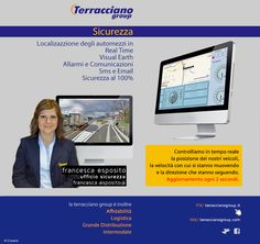 Newsletter n°17 - La sicurezza della Terracciano Group... Real Time | Visual Earth | Allarmi e Comunicazioni Sms Mail