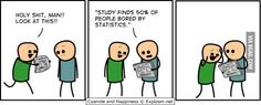 statistics comic
