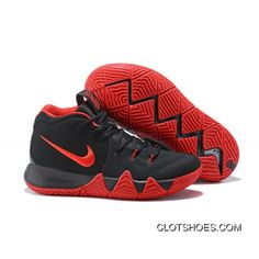 Top Deals Nike Kyrie 4 Black Red. Cool Adidas ShoesAdidas ... b85339804