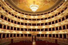 Teatro Aquila  Fermo Marche  #TuscanyAgriturismoGiratola
