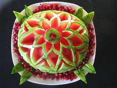 Beautiful fruit carving! Find the tools, DVD's or books to learn and enjoy these techniques at CulinarySupplies.Org your online culinary store located in Carroll, Iowa USA!