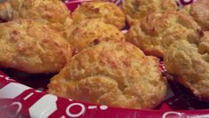Low Carb Cheddar Biscuits
