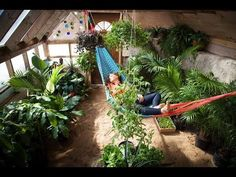 HOW TO: Build a Stunning Underground Earth-ship Greenhouse - Garden and Seeds | Sustainability