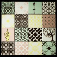 Pastel ceramic tiles | Arttiles
