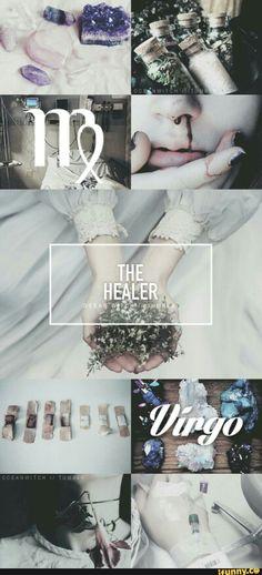 Virgo, the Healer