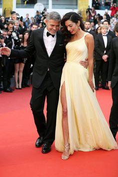 George Clooney et Amal Clooney