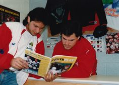 Sheffield Steelers, Nottingham Panthers, Hockey Shop, Magazine, Magazines, Warehouse, Newspaper