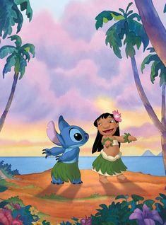 "Disney's Reuniting Lilo & Stitch For New Live-Action Movie From ""Aladdin"" to ""Christopher Robin,"" Disney remakes are all the rage these days. Finally, ""Lilo & Stitch"" will have their moment. Cartoon Wallpaper Iphone, Disney Phone Wallpaper, Cute Cartoon Wallpapers, Cute Wallpaper Backgrounds, Lilo And Stitch Quotes, Lilo Et Stitch, Stitch Movie, Disney Art, Walt Disney"