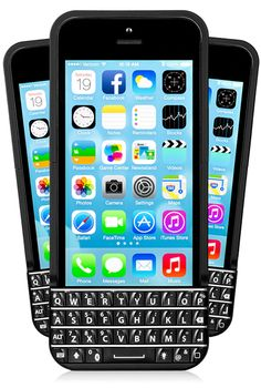 Typo iPhone Keyboard Case Makes You Type Better, KnocksBlackBerry