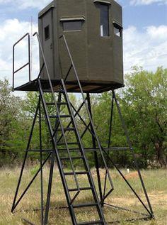 709b45e8fd4 All fiberglass 5ft x 6ft 10ft Tower Hog Trap