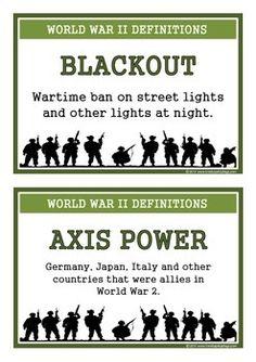 World War 2 Facts For Kids Homework Desk - image 9