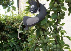 Funky Sunday: Les vacances du doudou Ratou en Anjou, rat, plush, doudou, animal, cute, voyage, arbre,  www.FunkySunday.com