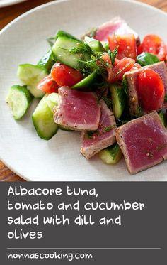 Best Sustainable Albacore Tuna In Oil Recipe on Pinterest